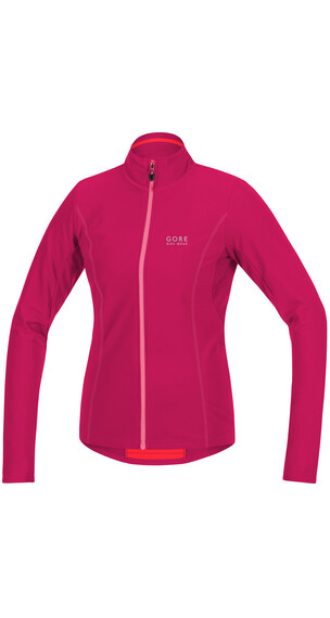 GORE BIKE WEAR Element Thermo Cykeltrøje lange ærmer Damer pink